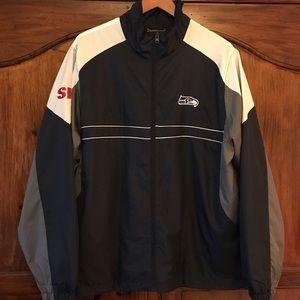 Seattle Seahawks Sports Illustrated SI Jacket (LG)